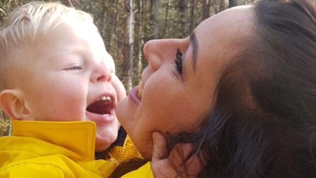 een brief aan mijn kind, mamablog, peuter 2 jaar, babylabel