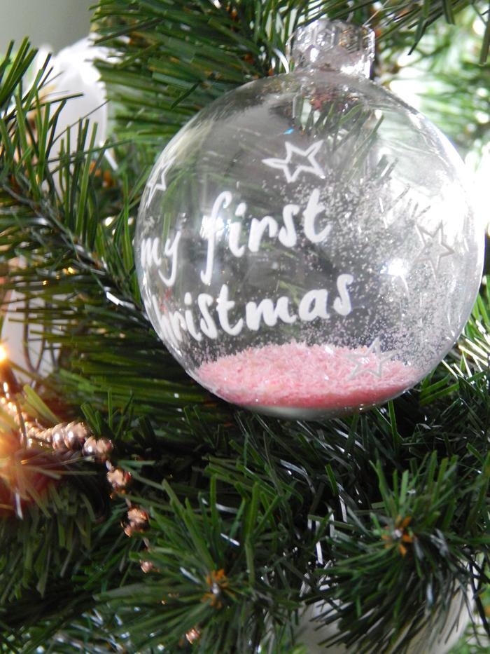 first christmas, eerste kerst