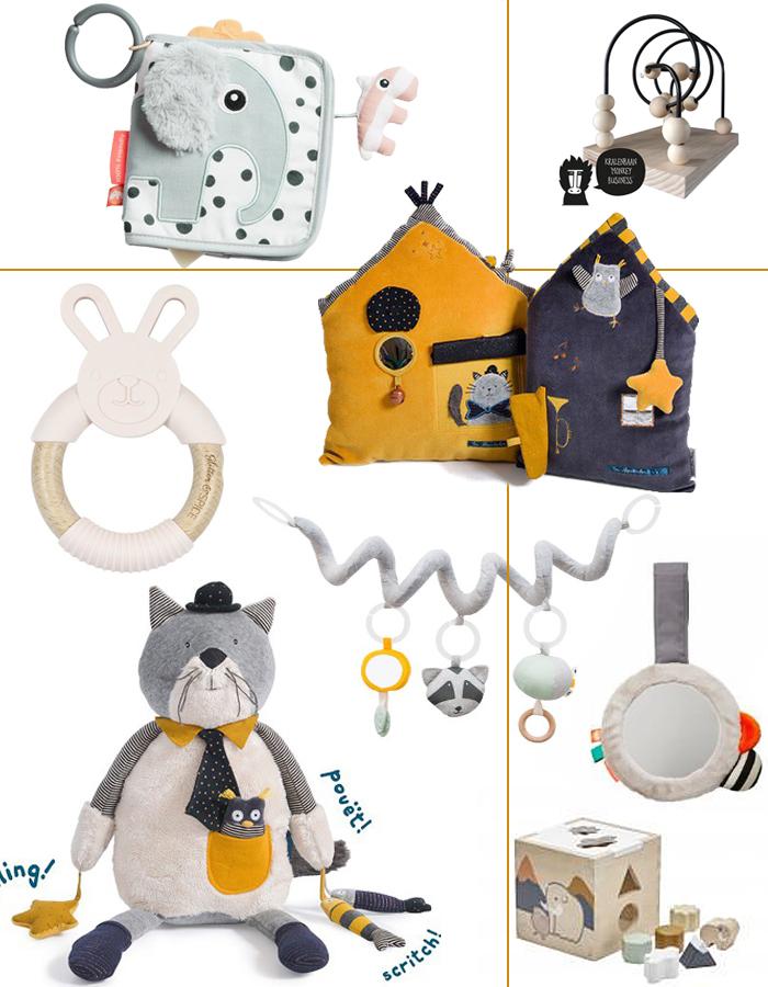babyspeelgoed, activiteiten speelgoed voor baby