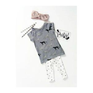 luipaard babykleding, luipaardprint baby kleding, baby shirt panter print