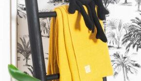 gele babykamer accessoires