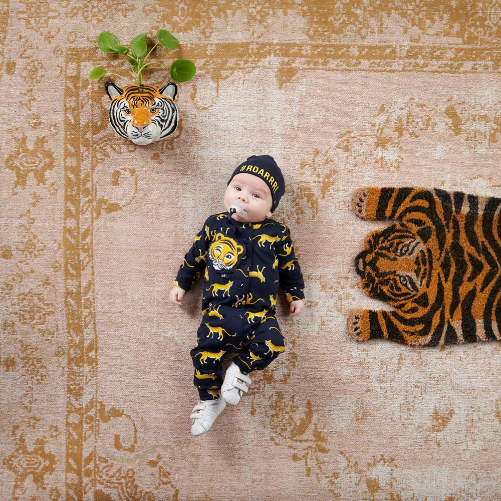 luipaard babykleding, luipaardprint baby kleding