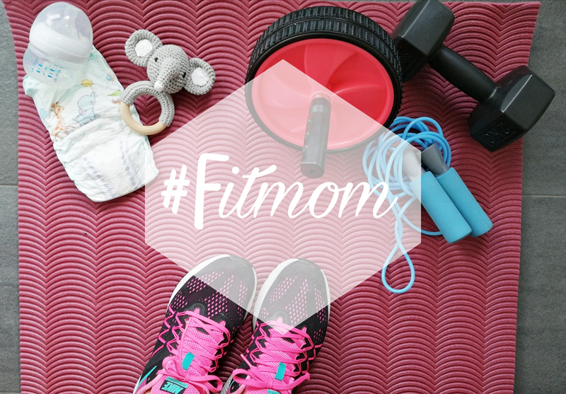 FITMOM, back in shape after pregnancy, weer in vorm na je zwangerschap