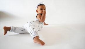 LOFFF meisjeskleding, LOFFF babykleding, baby jumpsuit, jumpsuit eiffeltoren print, babykleding zomer 2019