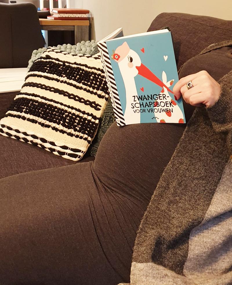 Zwangerschapsboek voor vrouwen, zwangerschap