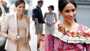 koninklijke zwangerschaps looks, royal maternity looks