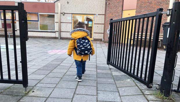 lege nest syndroom, loslaten kind, voor het eerst naar school
