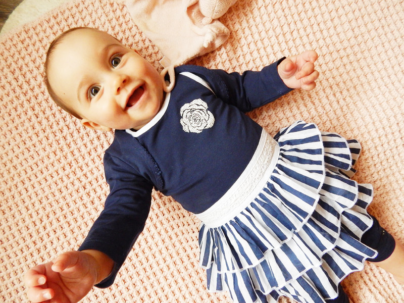 Lofff jurk, lofff baby, babyjurk, babylabel review