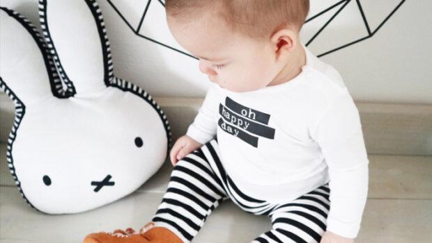 babykleding biologisch katoen, bampidano babykleding, zwart wit babykleding, babylabel review