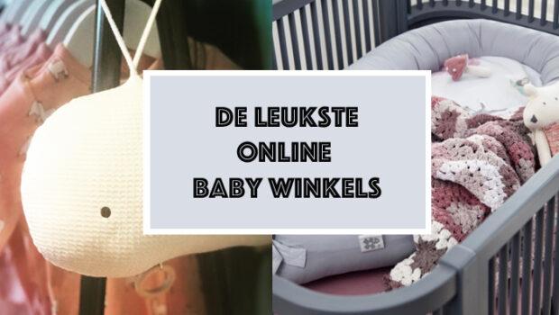 beste baby webshops, leukste babywinkels, babywebshops, hippe baby webshops