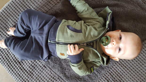 KOKO NOKO, stoere babykleding, baby jongen