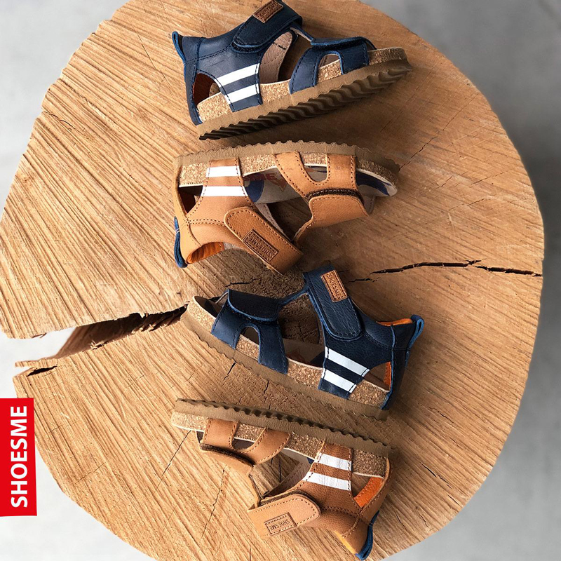 goede sandalen, kindersandalen, Shoesme sandalen, babysandaal