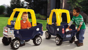 little tikes loopauto