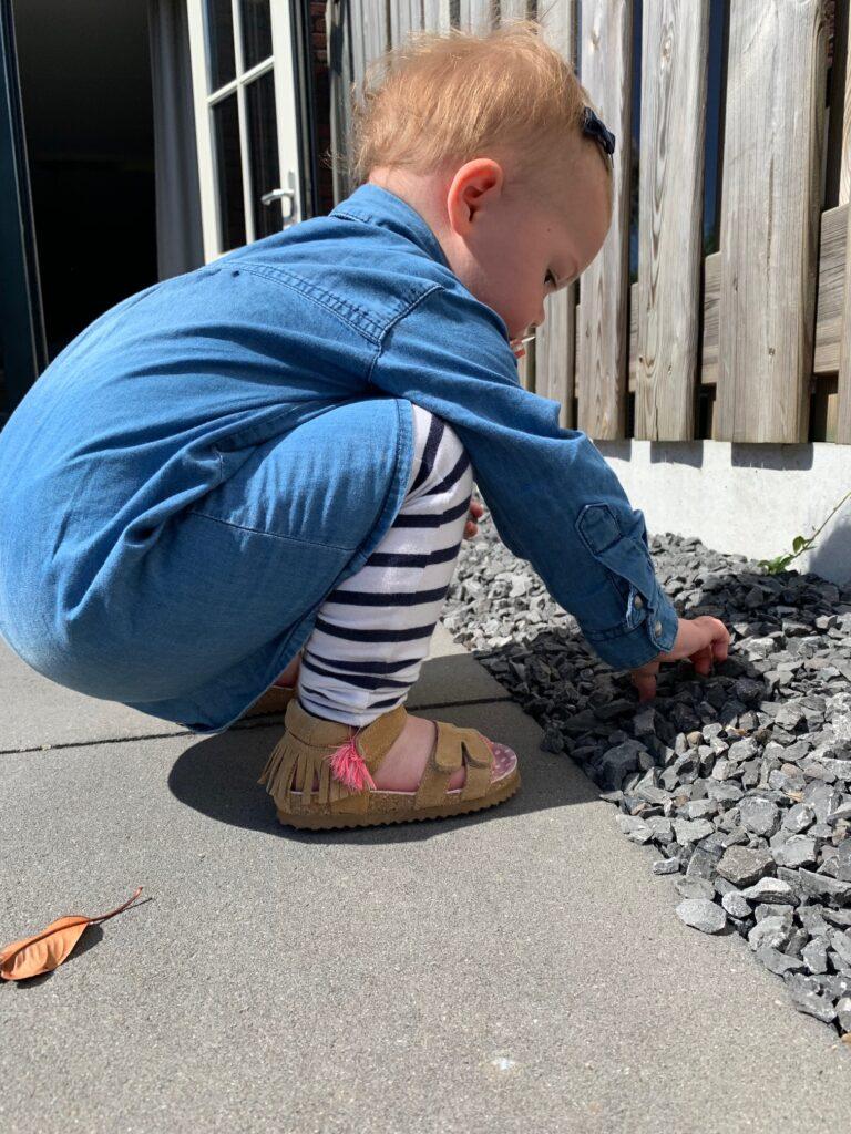 babysandaaltjes, Shoesme sandaal