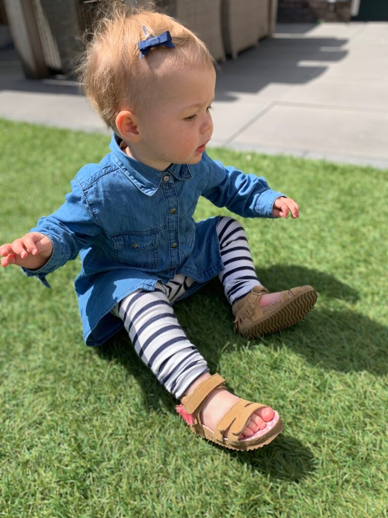 baby sandalen, baby sandaaltjes