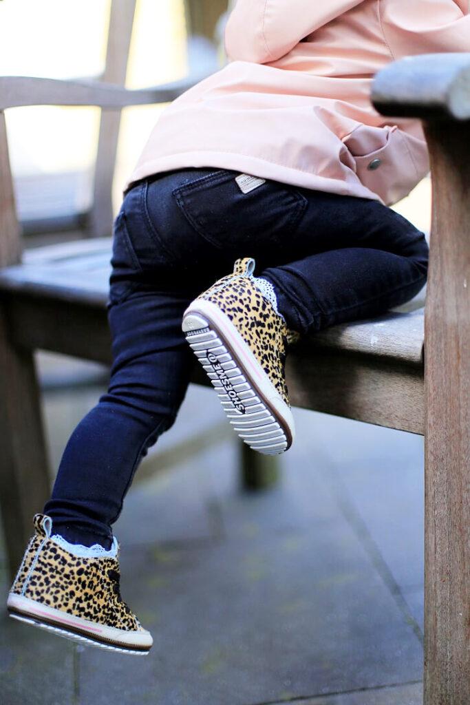 hippe babyschoentjes, babymeisje schoentjes
