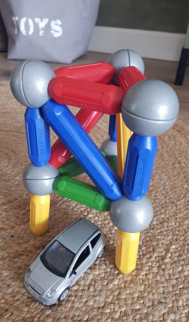 Smartmax magnetic discovery, smartmax, smartmax speelgoed, smartmax review, peuterspeelgoed