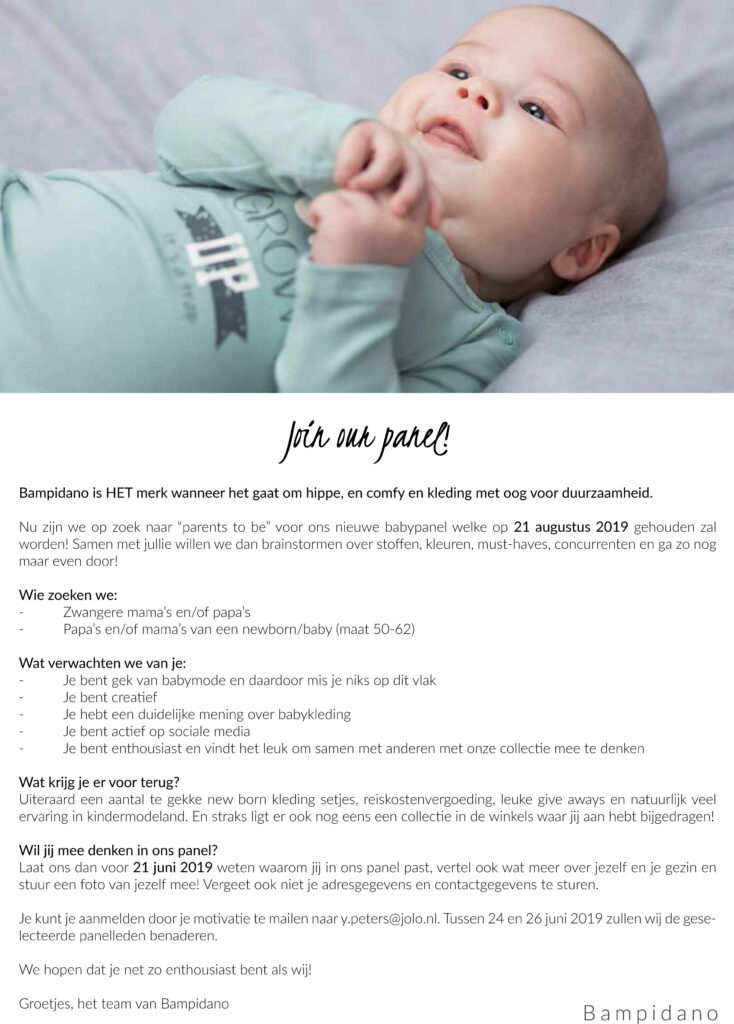 baby modelletjes gezocht, babymodel, inschrijven babymode