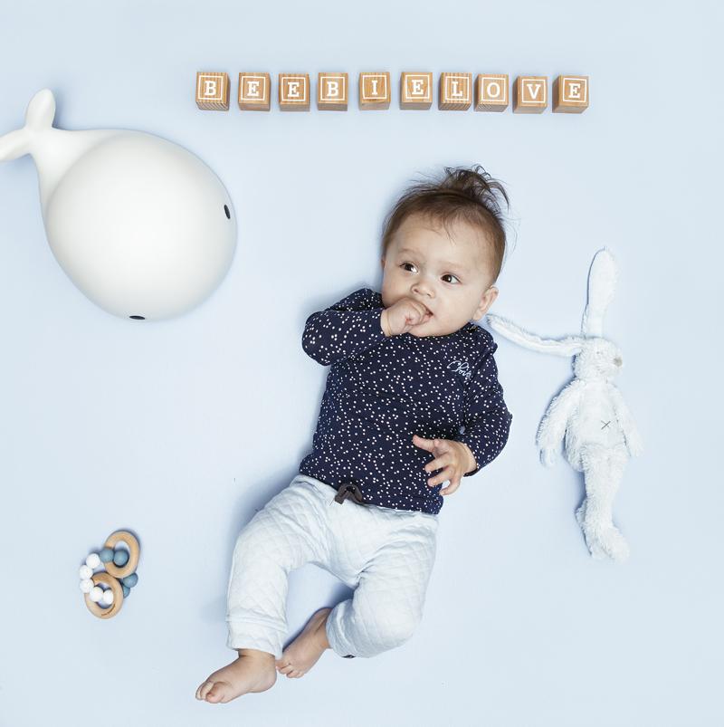 Beebielove, baby basics, baby jongen