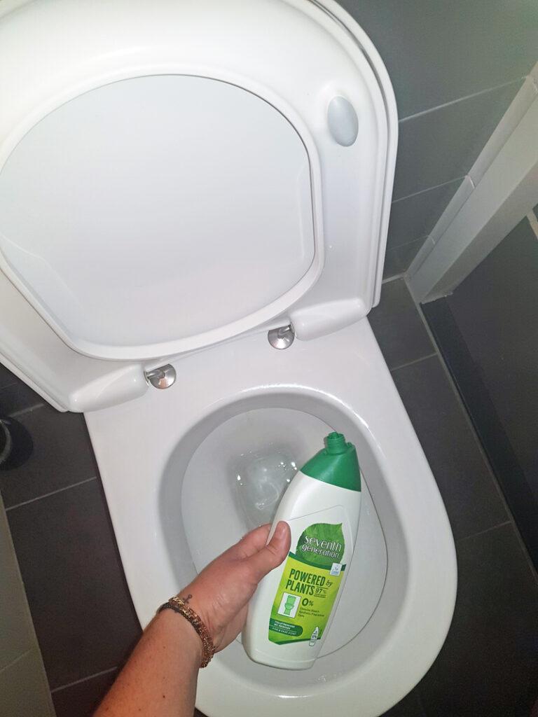 Seventh Generation, duurzame schoonmaakproducten, wc reiniger
