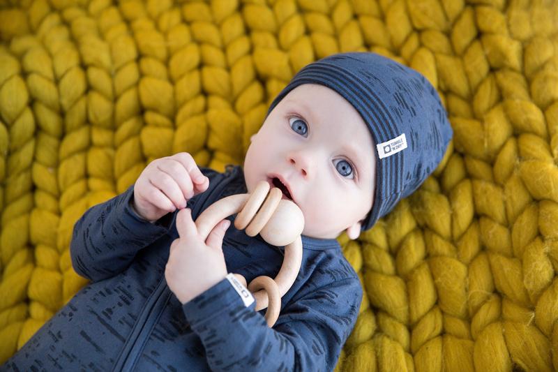 baby jongen kleding, blauw boxpakje