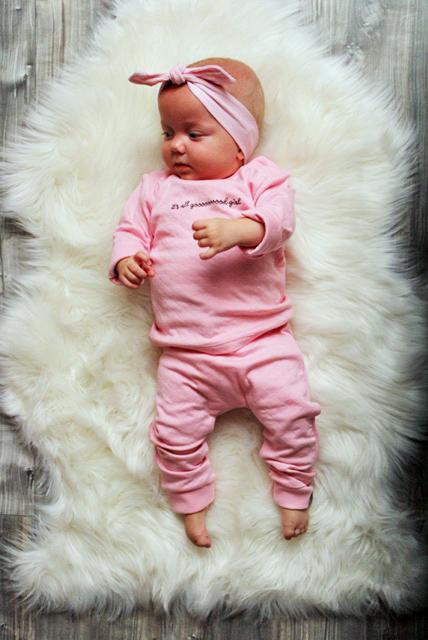 beebielove basics, babykleding meisje