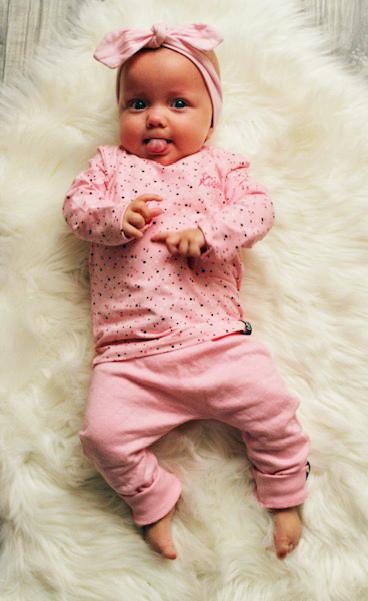 beebielove newborn collectie, baby meisje kleding