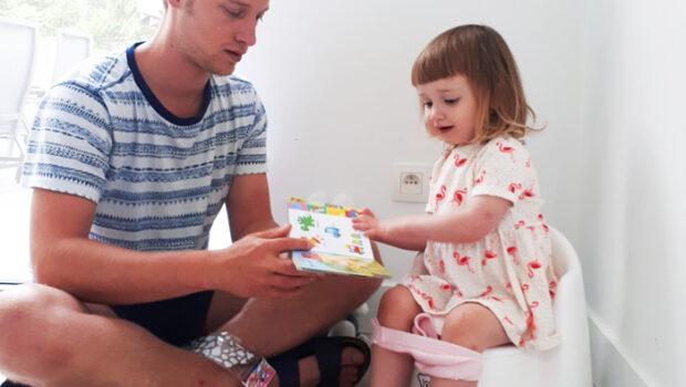 potjestraining, je kind zindelijk maken, zindelijkheidstraining, tips voor zindelijk maken