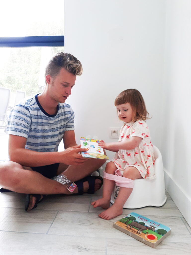 potjestraining, je kind zindelijk maken, zindelijkheidstraining, tips voor zindelijk maken van je kind