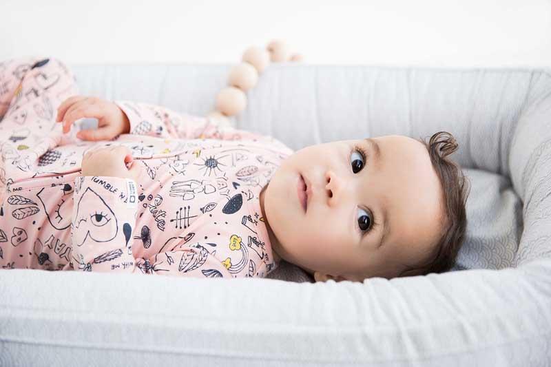 tumble n dry babykleding, babykleding meisje, baby meisjeskleding, roze boxpakje meisje