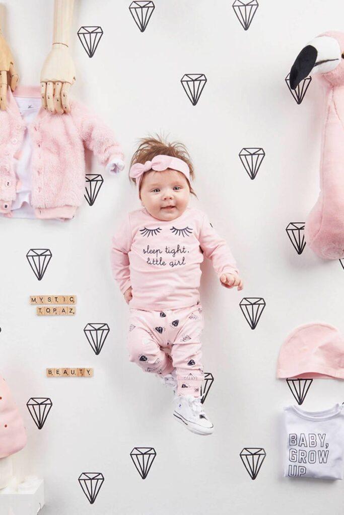 z8- newborn babykleding, babykleding meisje, baby meisje