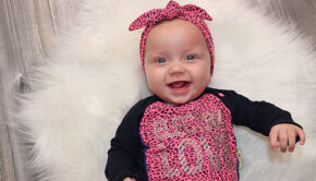 babykleding met kleur, bnosy babykleding