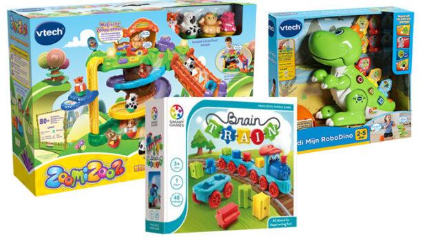 speelgoed leeftijd 0-3 jaar