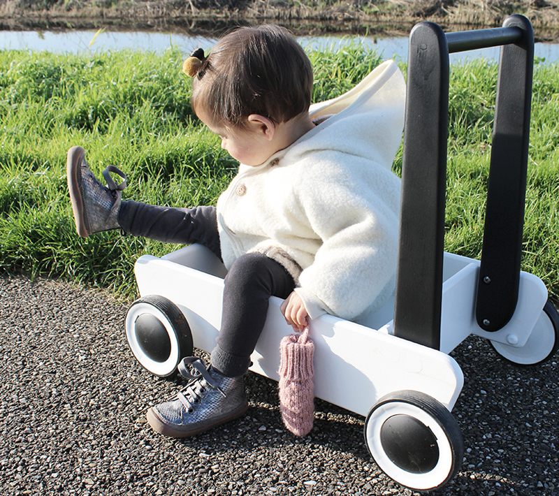 babylabel, babyschoenen review, zilverkleurige babyschoen