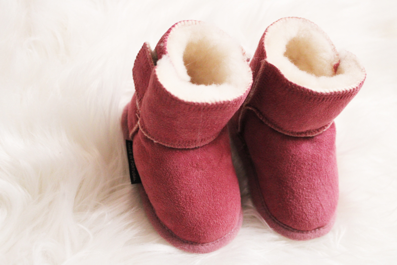 bergstein footwear, babysloffen
