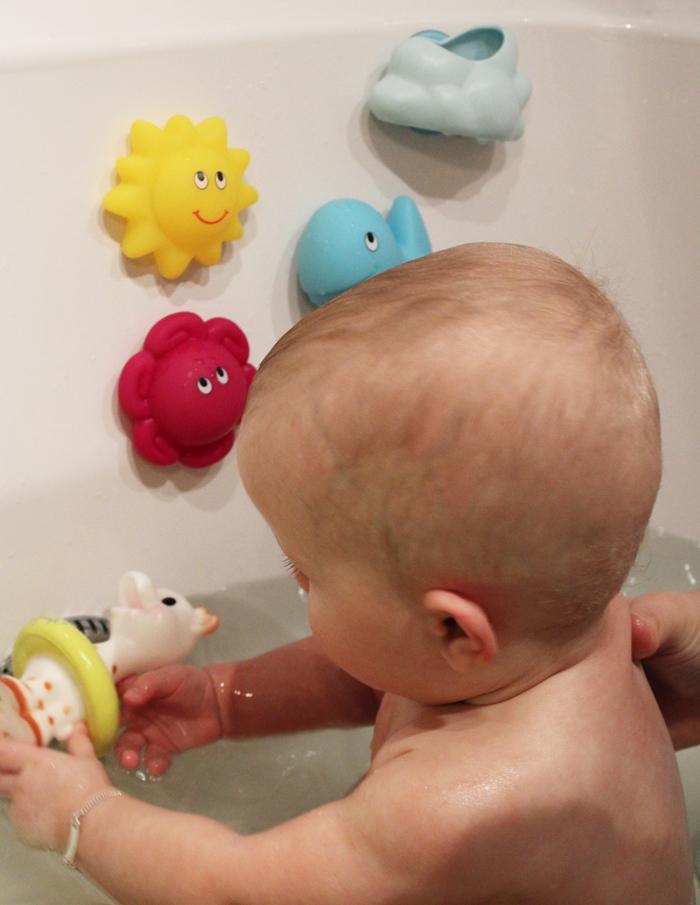 leuk badpeelgoed voor baby