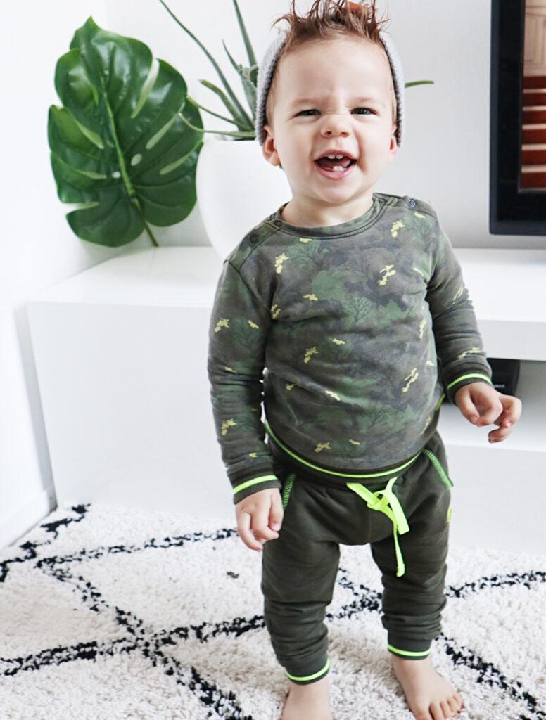 stoere baby outfit, stoere babykleding, 4president mini, babylabel