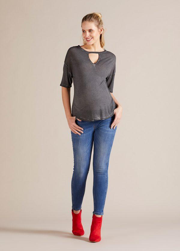 zwangerschaps jeans, gebe jeans