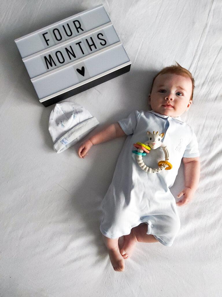baby 4 maand