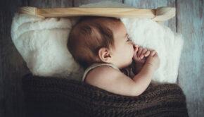 wiegje zelf maken, houten baby wieg zelf maken