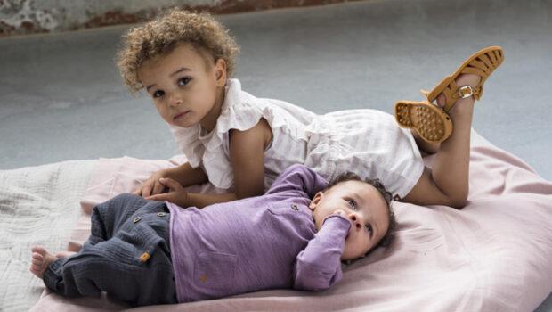 paarse babykleding, babykleding paars, babykleding lila, lila babykleding
