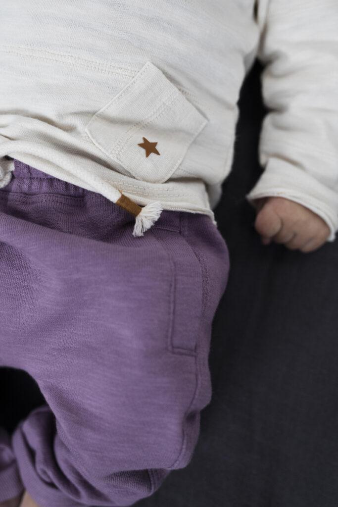 paarse babykleding , lila babykleding