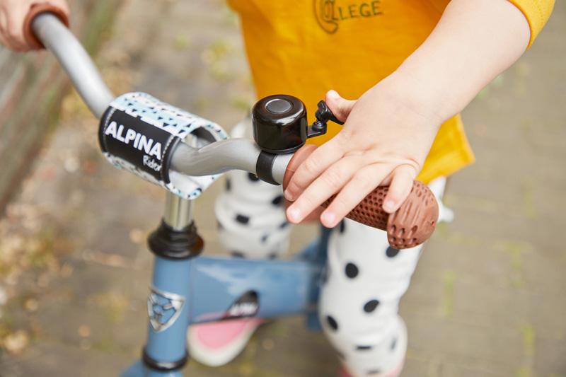 Alpina Rider, alpina loopfiets, loopfietsje, waarom een loopfiets, peuter cadeau