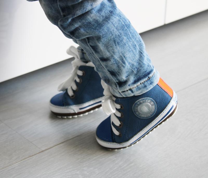 stoere baby sneakers, stoere babysneakers, 2