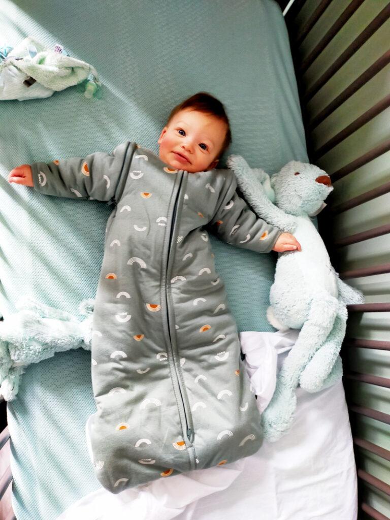 advies slecht slapen baby, drukke baby, slaaptekort ouders, slaaptekort