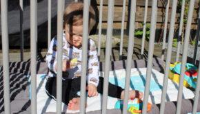 thuiswerken met baby tijdens corona