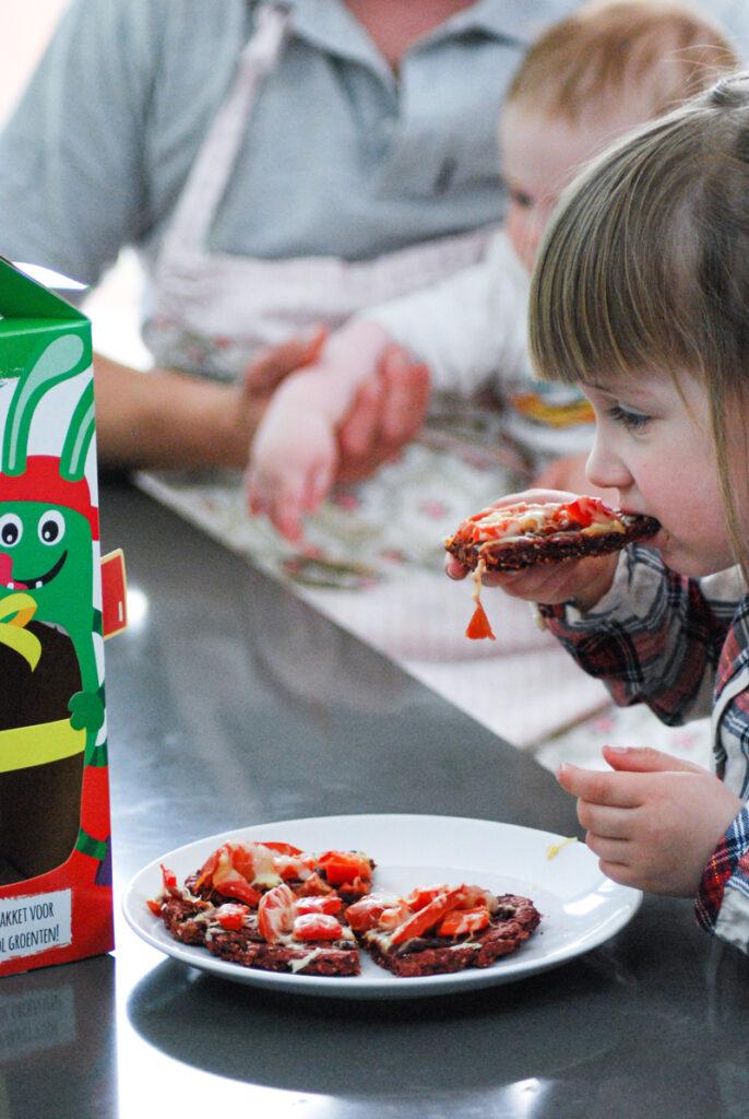 kinderen gezond leren eten, spoony