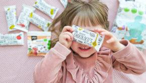 verantwoord snacken, gezond snacken, biologisch snacken, snacks goed voor kinderen, de kleine keuken, kleine keuken review