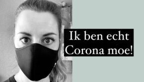 corona moe, ik ben corona moe