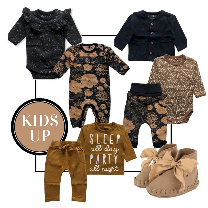 baby meisjes kleding, duurzame babykleding, babylabel, newborn, newborn kleding, kids up, donsje